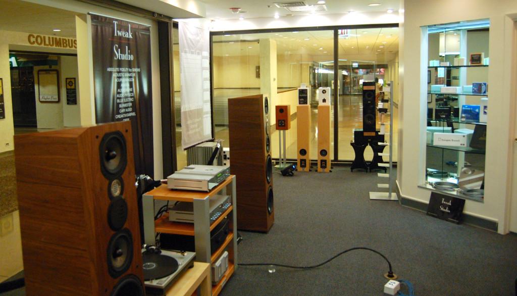 Inside Tweek Studios