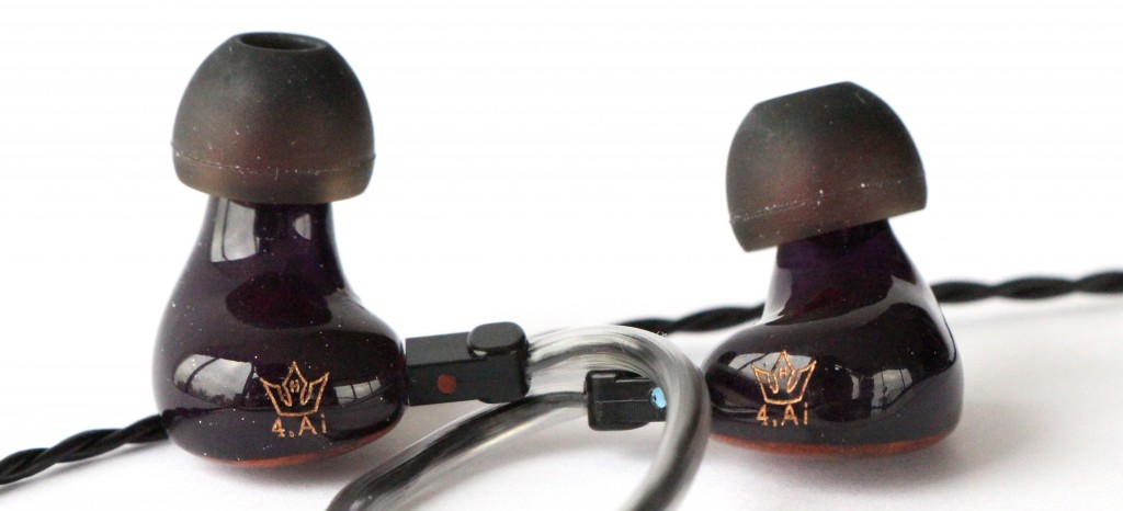 Heir Audio 4.Ai with Cable