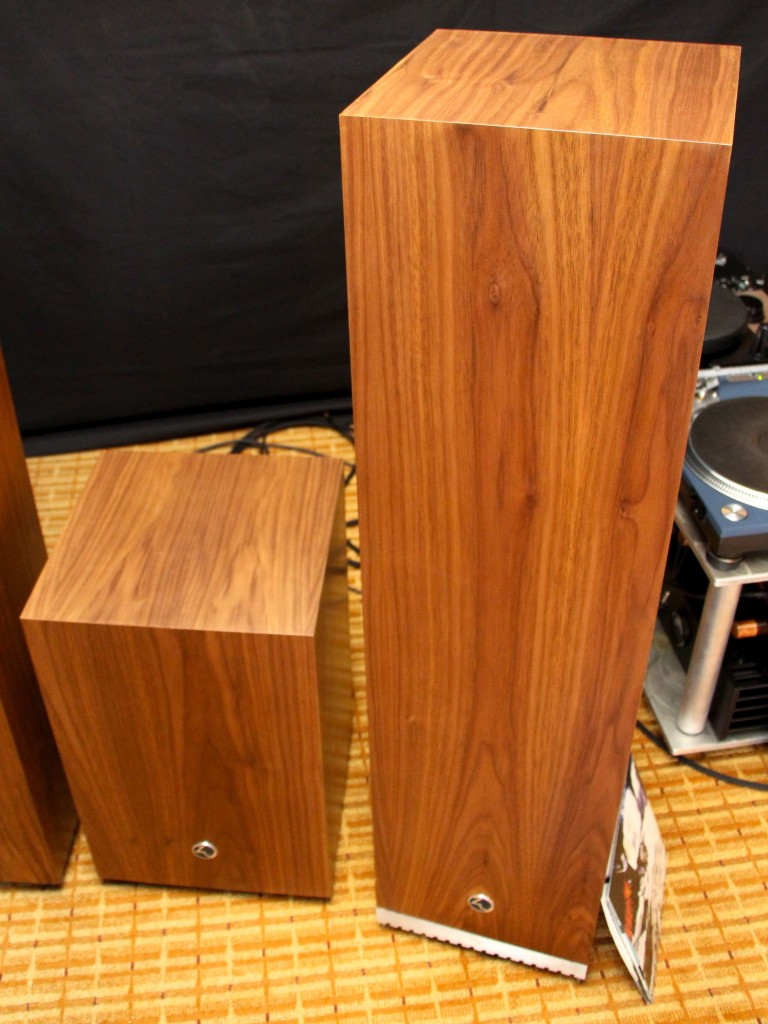 Zu Audio Submission Undertone at Rocky Mountain AudioFest 2012