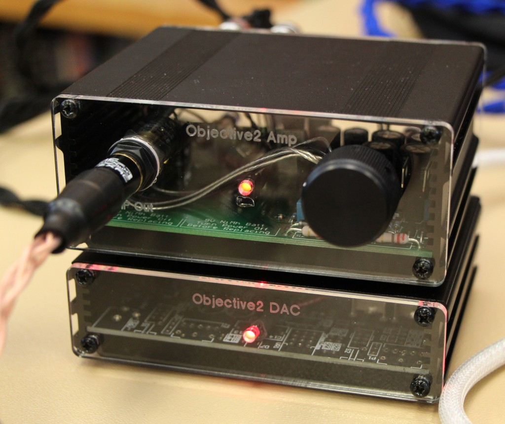 O2 DAC and Headphone Amplifier