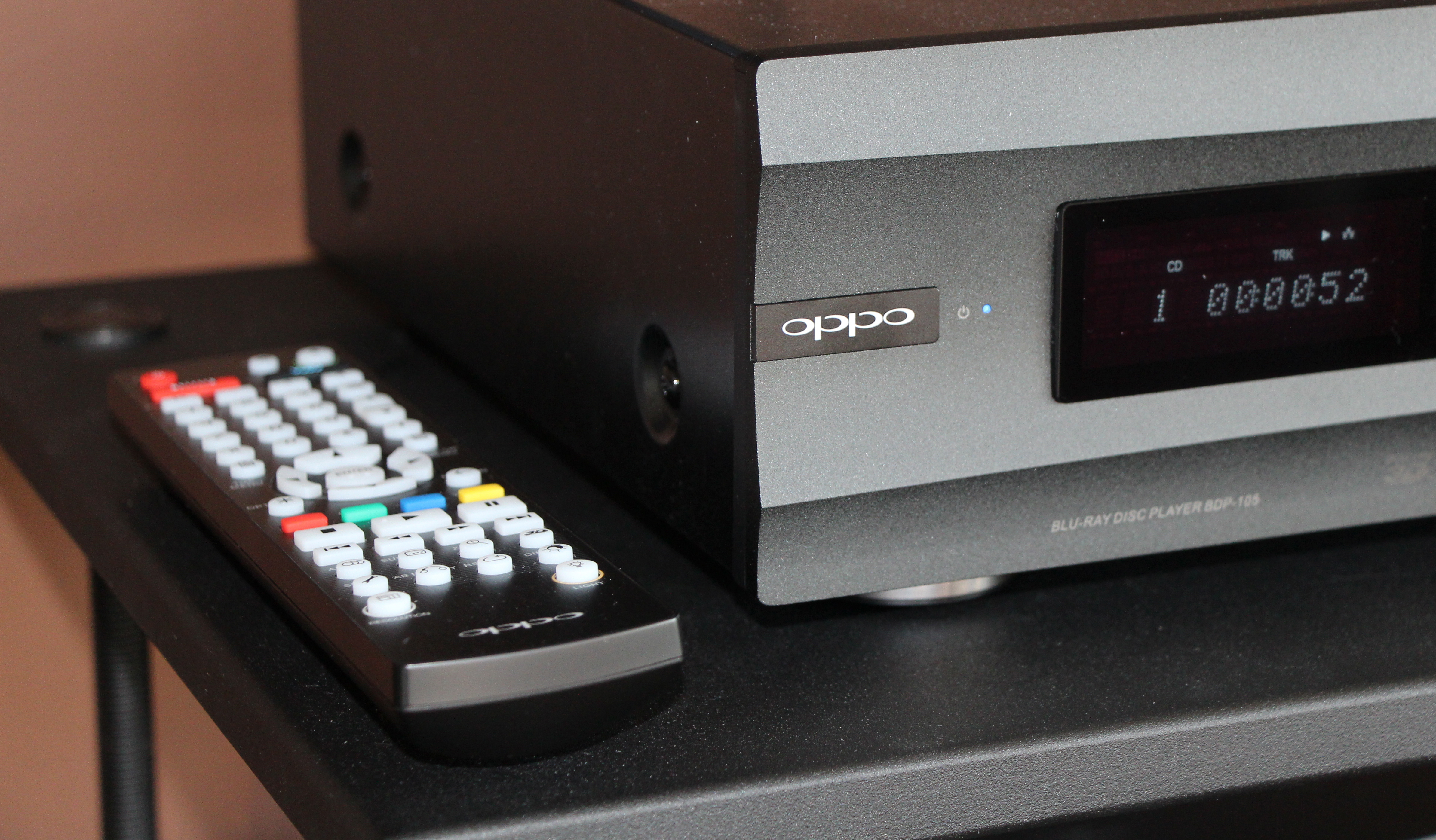Oppo Bdp 105 Blu Ray Player Review Audiohead