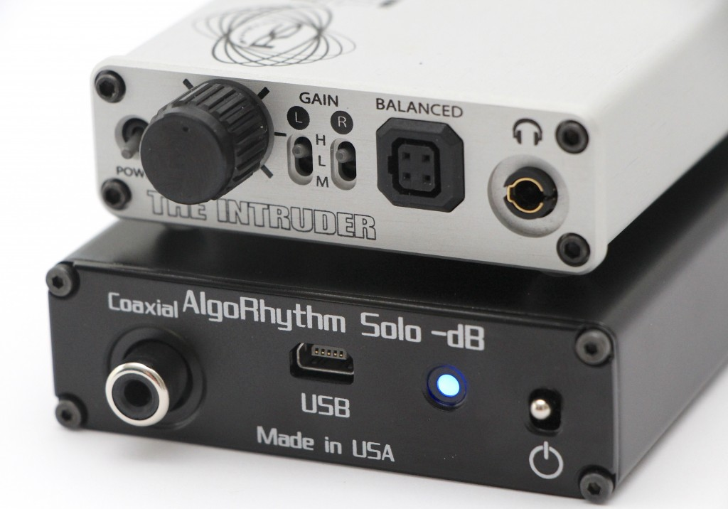 Cypher Labs Algorhythm Solo -dB with Ray Samuels Audio Intruder