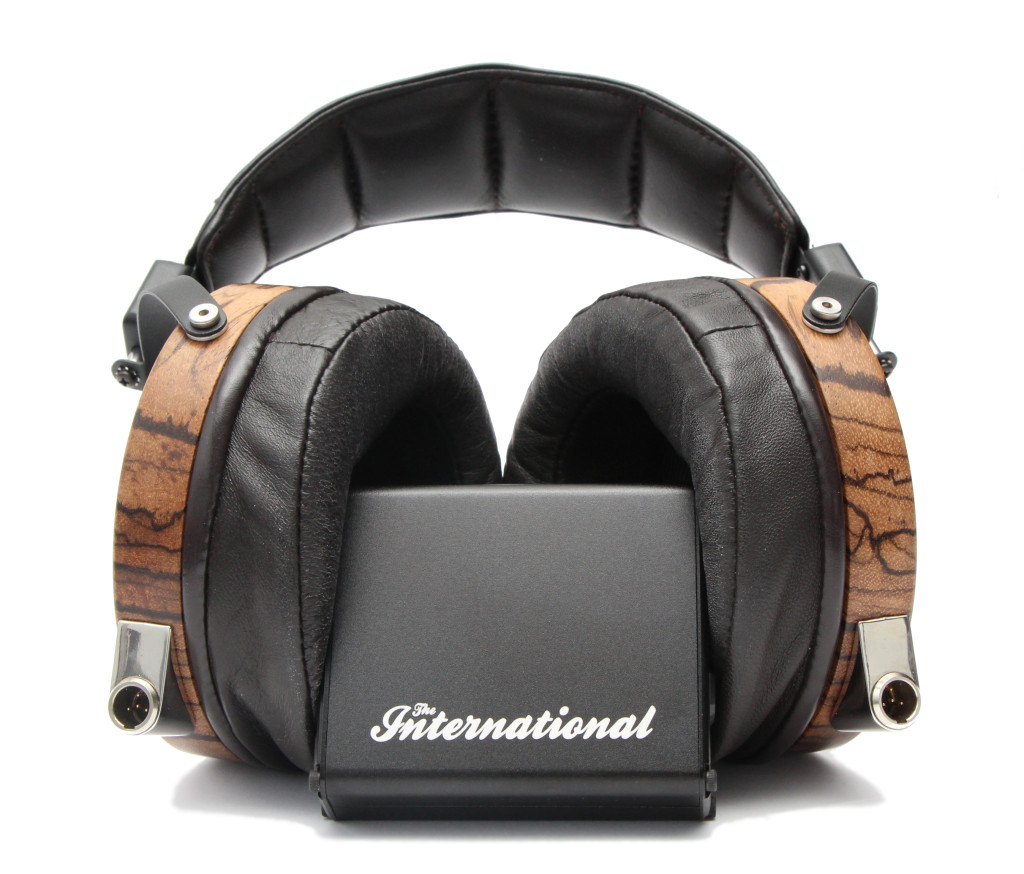 ALO International with Audeze LCD3