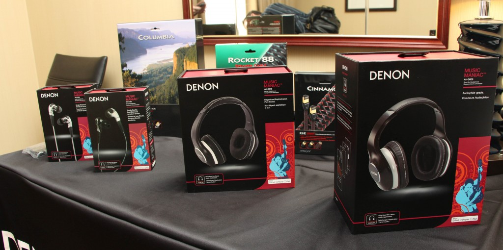 Denon Music Manic Headphones