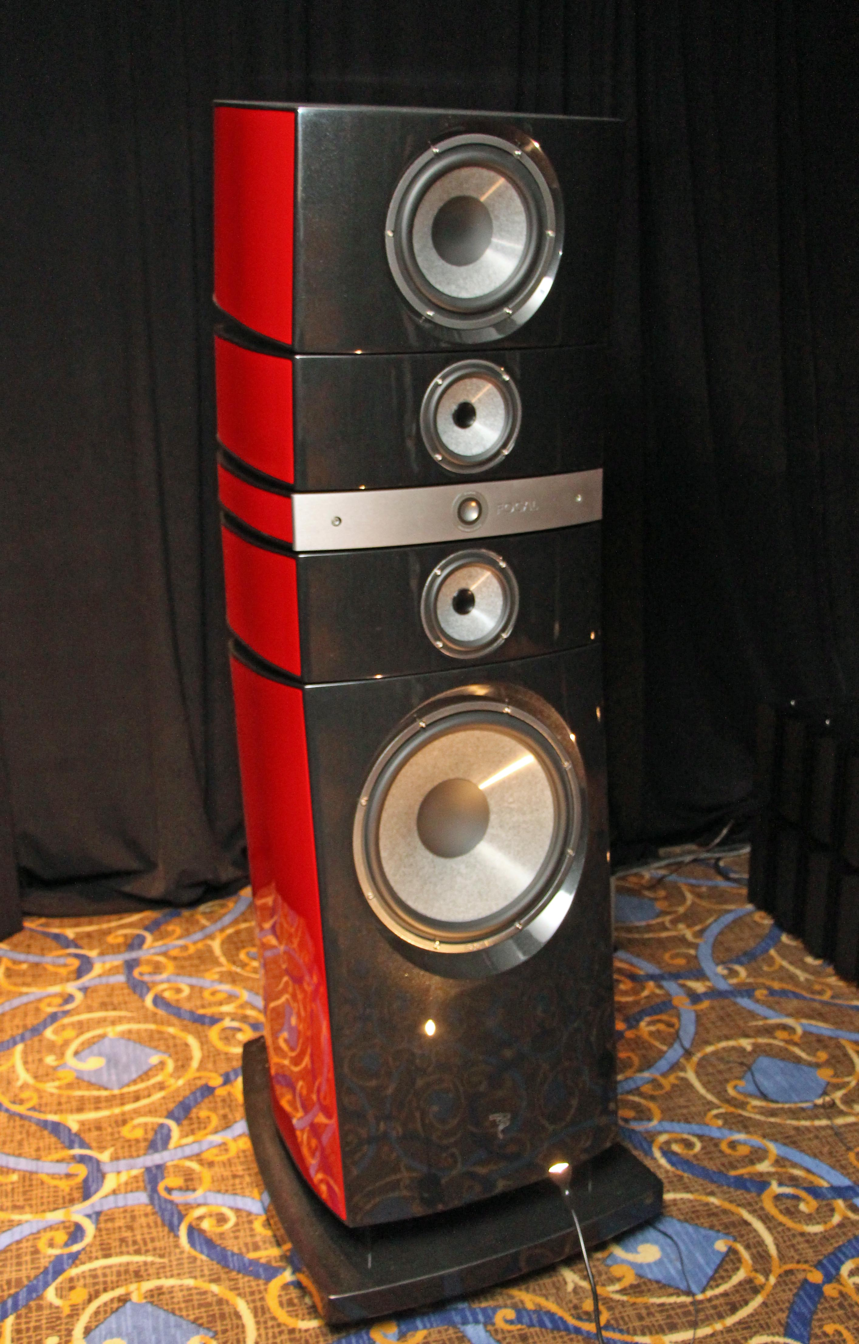 day 2 highlights axpona 2013 audiohead. Black Bedroom Furniture Sets. Home Design Ideas