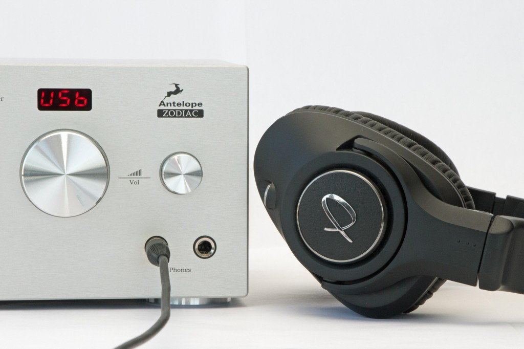 Front with ADL H118 Headphone