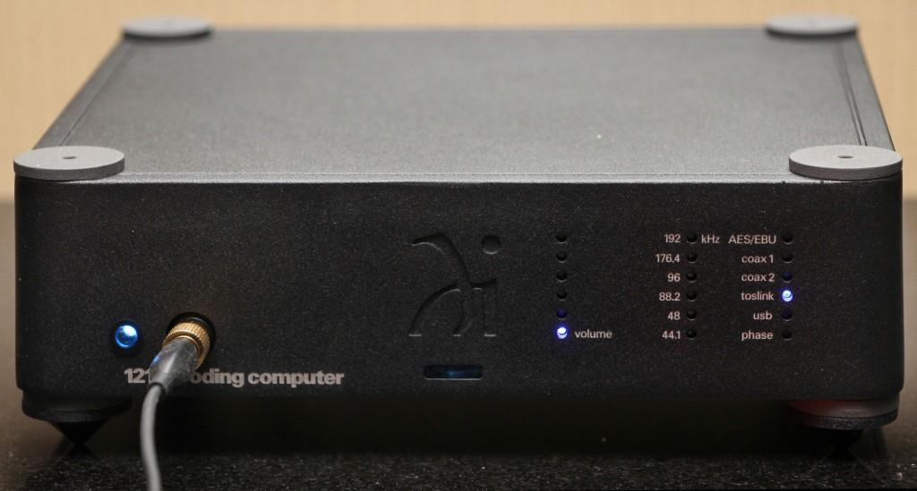 Wadia Decoding Computer at AXPONA