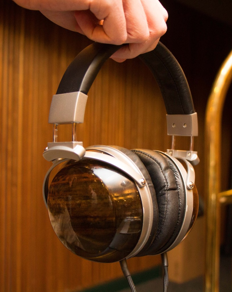 Modded Denon D2000 Headphone
