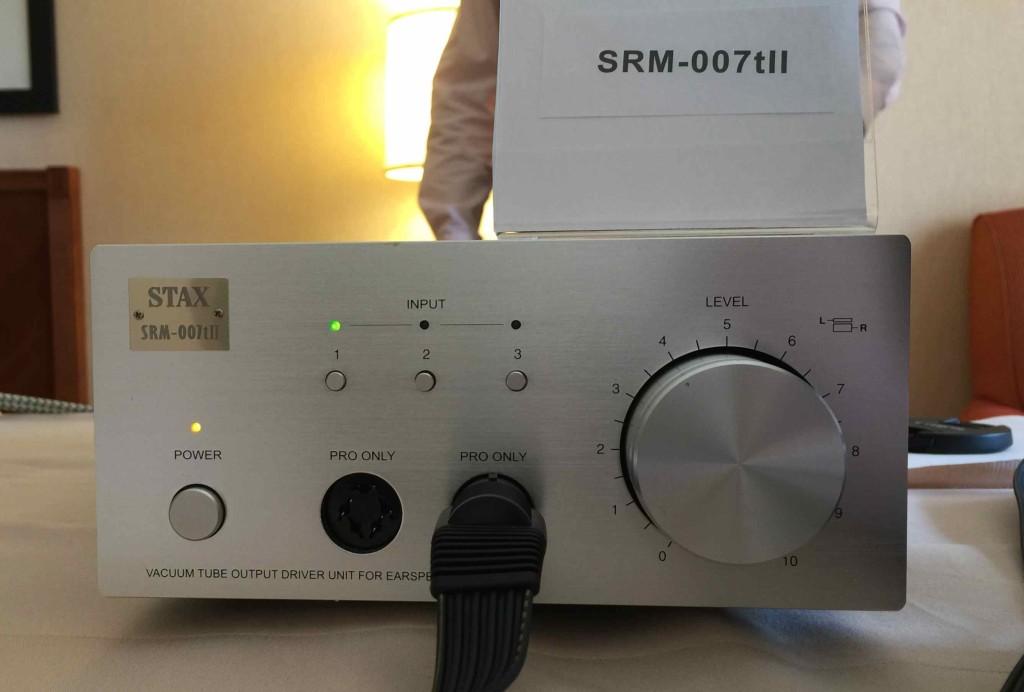 Stax amp