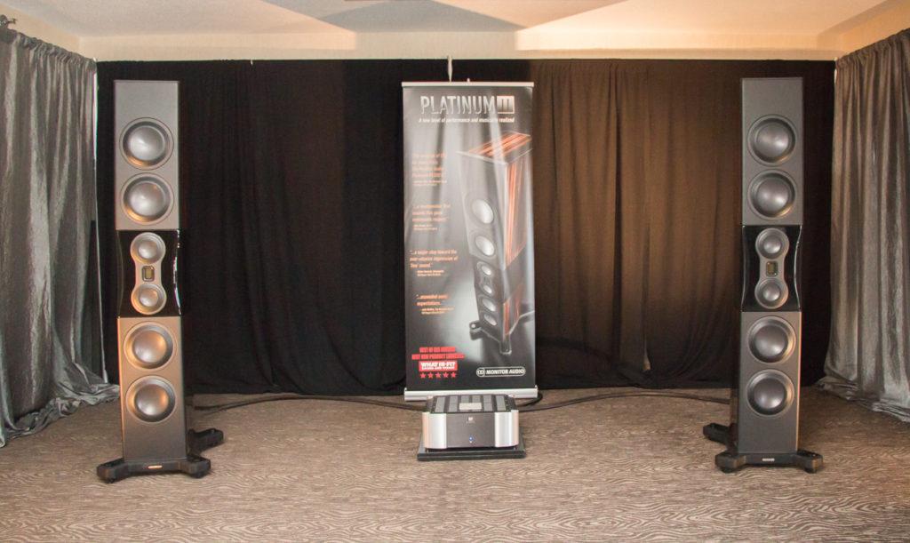 Monitor Audio Platinum II – AXPONA 2016