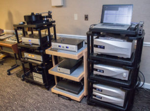 The presence of the Wilson Audio Alexx wasn't too hard to miss over the AXPONAweekend. Images of the $109k loudspeaker seemed to follow me around show as I made my […]