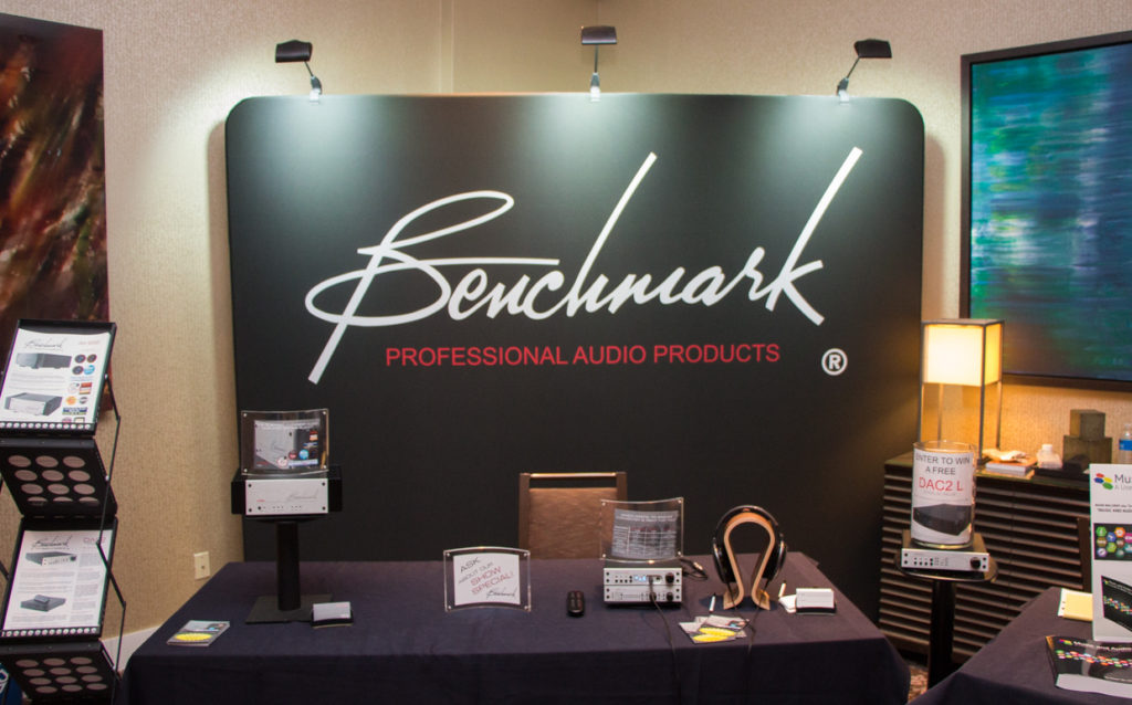 Benchmark at AXPONA