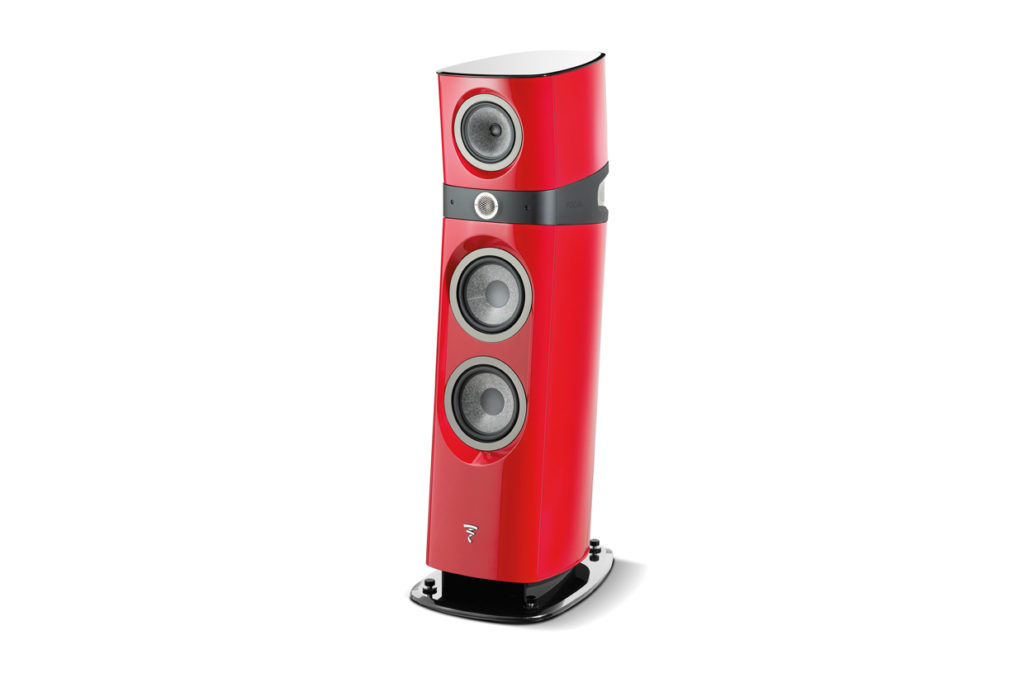 The New Focal Sopra No. 3
