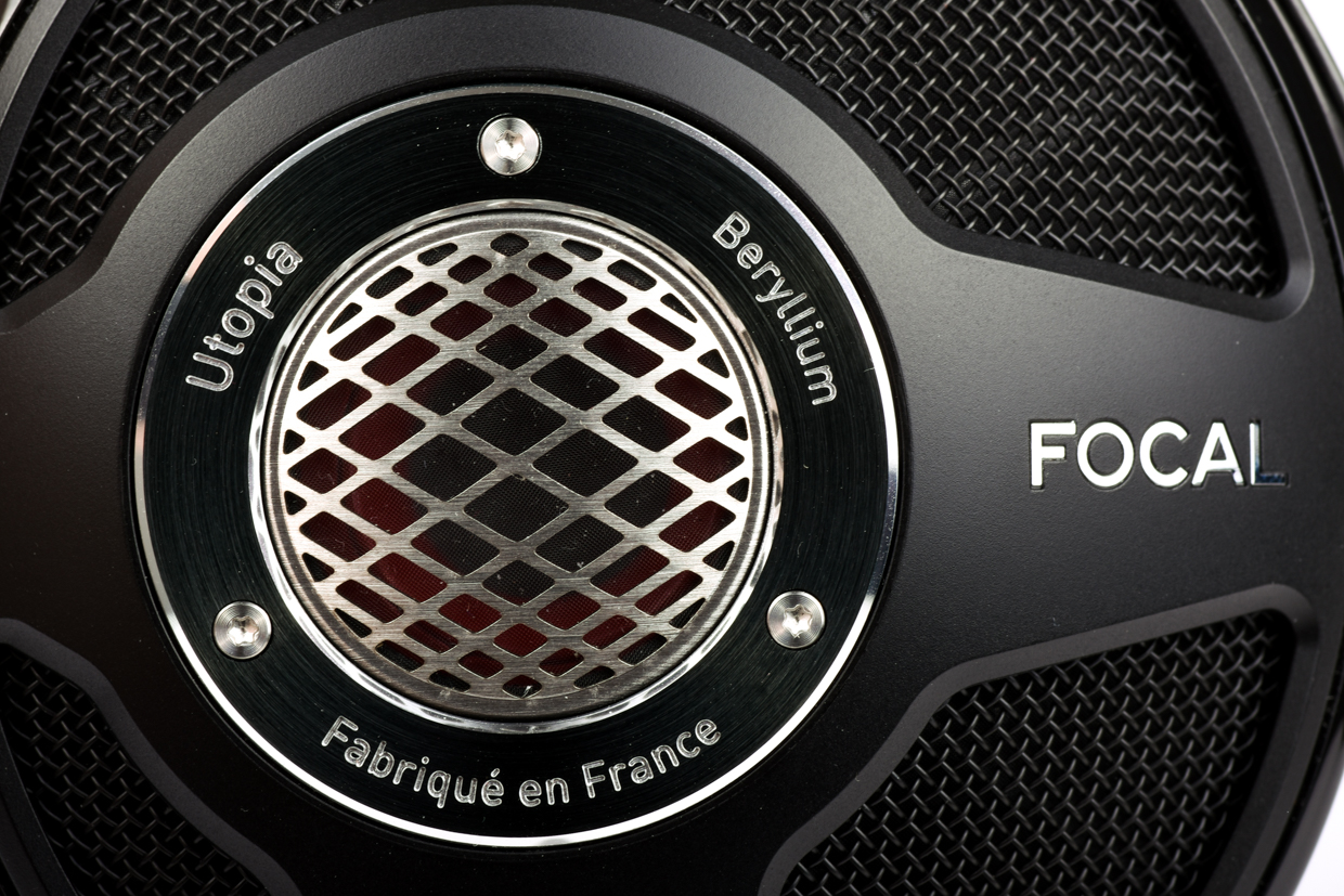 Focal Utopia Side