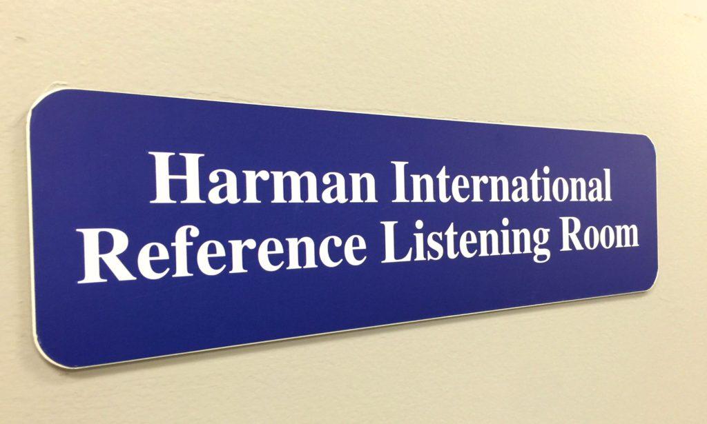 The Harman Tour Part 1 – Loudspeaker Audio