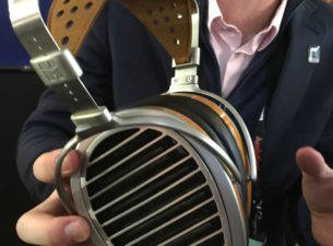 There were a fair amount of double takes at the HiFiMAN booth at this year's RMAF CanJam, the first of which was a radical makeover for the Chinese company's Shangri-La electrostatic headphone system […]