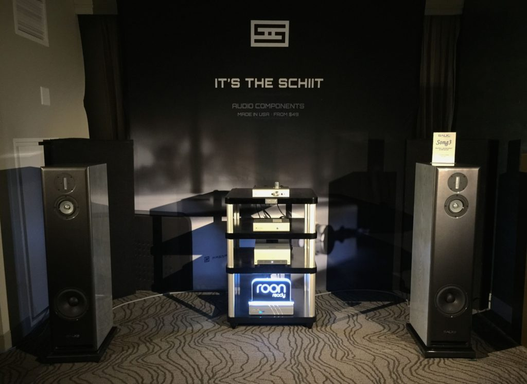 Schiit Audio Does 2 Channel – RMAF 2016