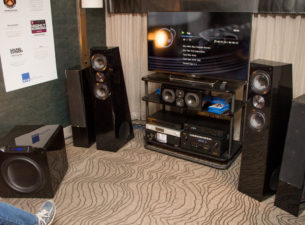 The past few years have been an intriguing look into loudspeakers for SVS. Their floorstanding and bookshelf efforts have taken a serious swipe at both surround sound and2 channel applications. […]