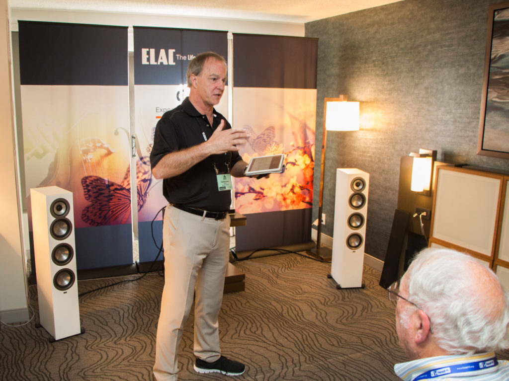 Andrew Jones and the Elac Updates – RMAF 2016