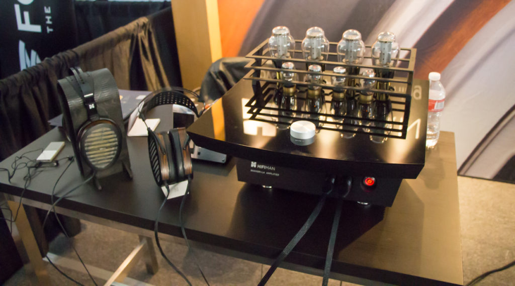HiFiMAN Version 2 – RMAF 2016