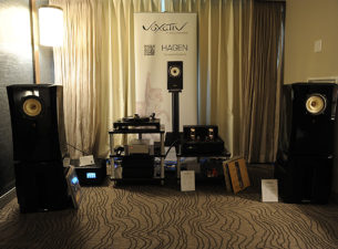 by Rafe Arnott The Fern & Roby Audio room (here paired with Voxativ) was one that I was looking forward to hearing when I arrived in Denver at the Rocky […]
