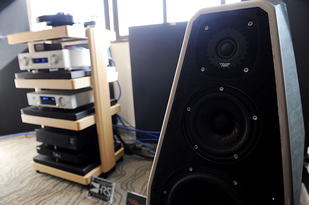 Ayre Acoustics and Brinkmann Smarten-Up Wilson – RMAF 2016