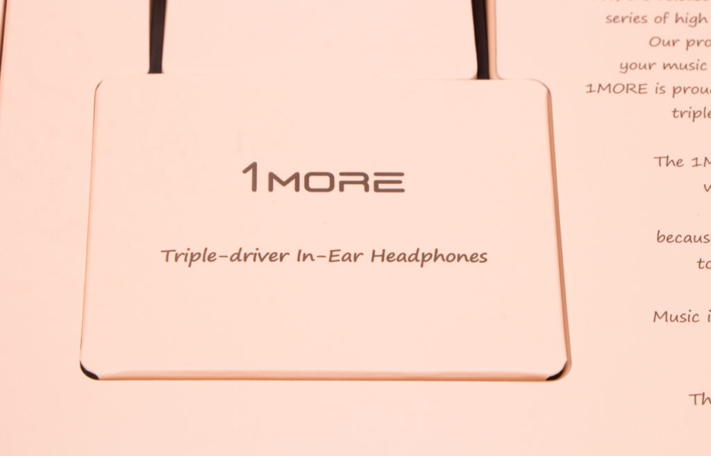 1More Triple Driver In-Ears Review