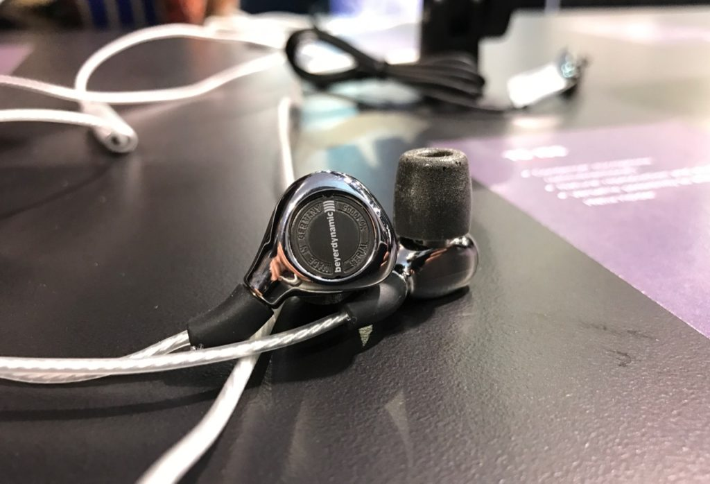 Beyerdynamic Xelento IEM and Custom Game Headphones – NAMM 2017