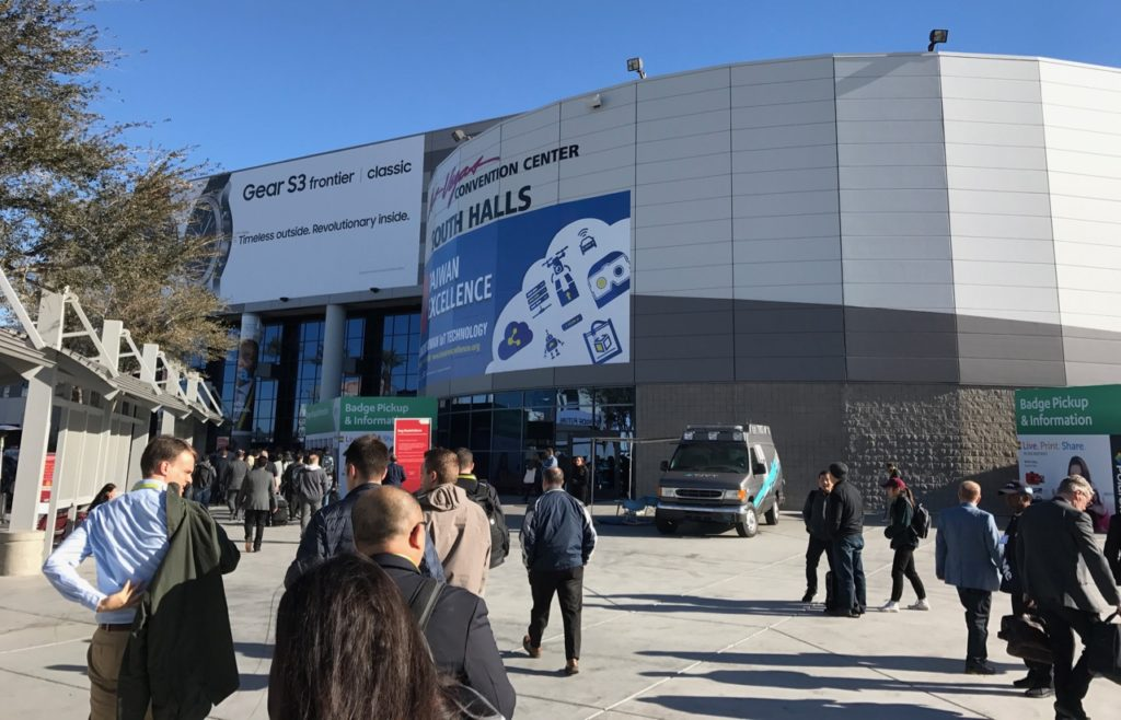 A Collection of Thoughts on CES – CES 2017