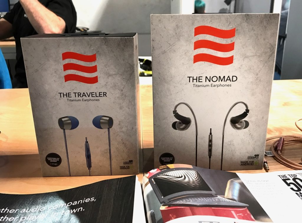 Echobox Nomad and Traveler – CES 2017