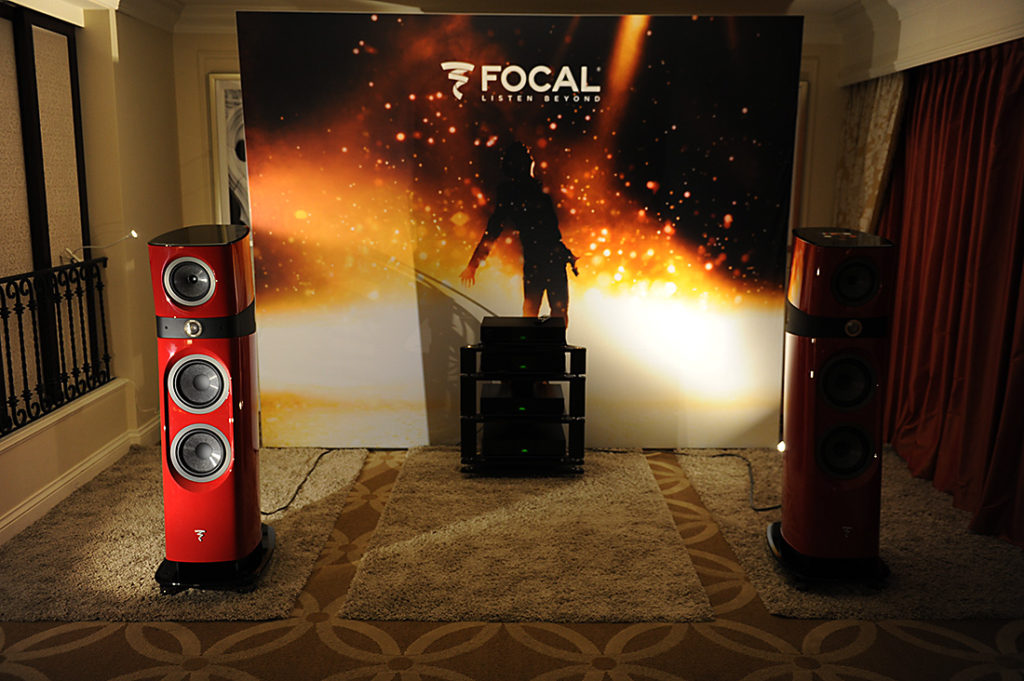 Focal and Naim – CES 2017