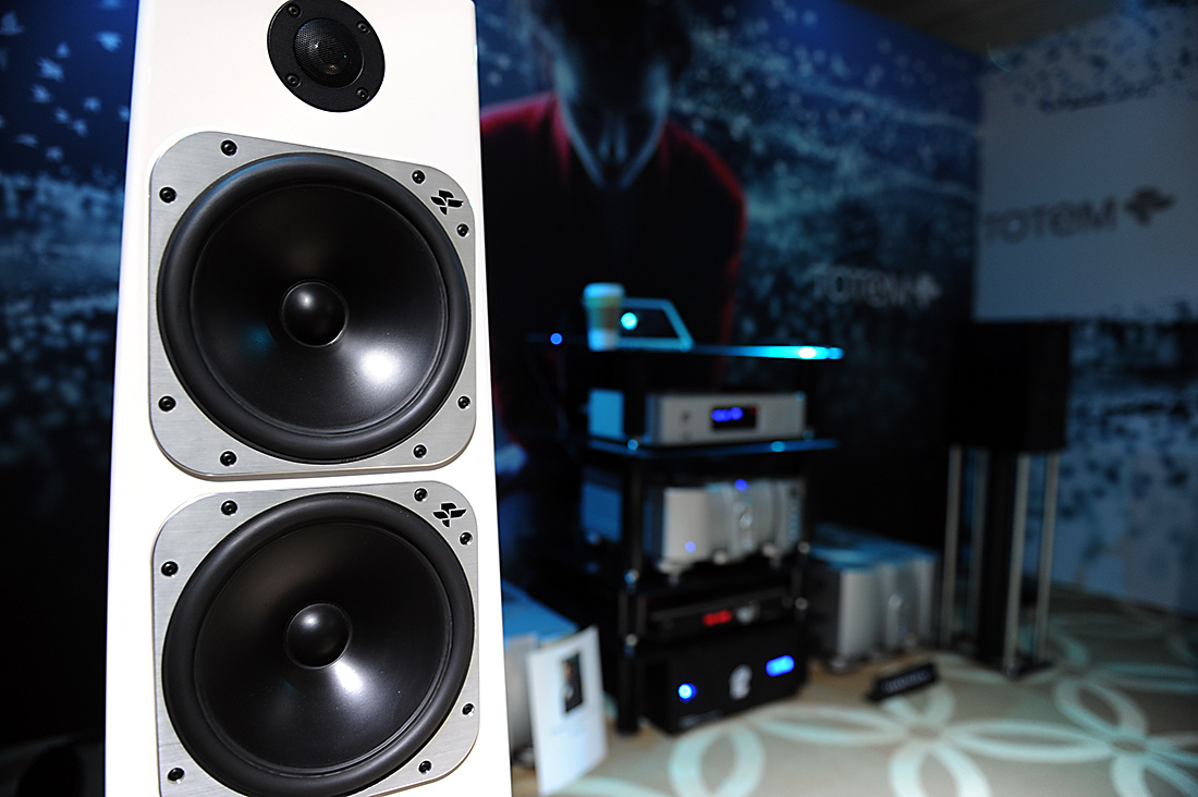 Totem Acoustics with Bret D'agostino – CES 2017