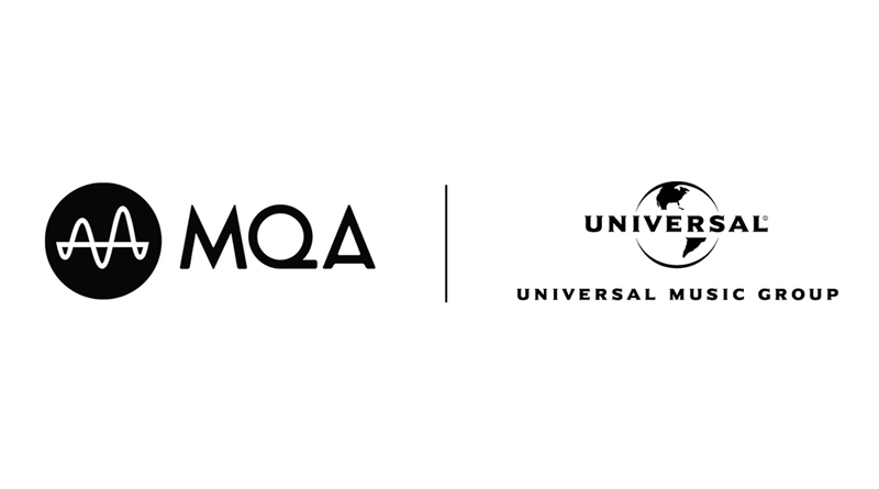 MQA Inks a Deal with Universal Music Group