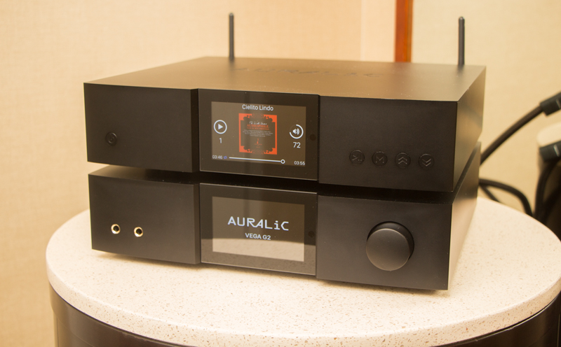 The New Auralic Aries and Vega 2.0