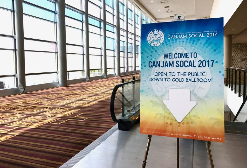 CanJam SoCal Show Report – 2017