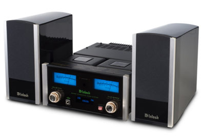 The MXA80 is McIntosh's Newest All-In-One System
