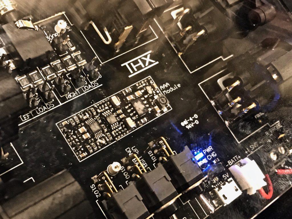 The THX AAA Headphone Amplifier | AudioHead