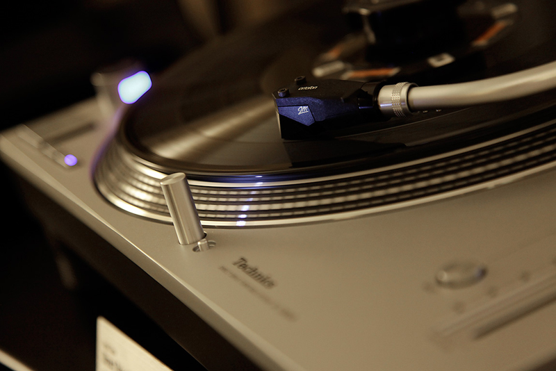 The Technics 1200 – An Audiophile's Table