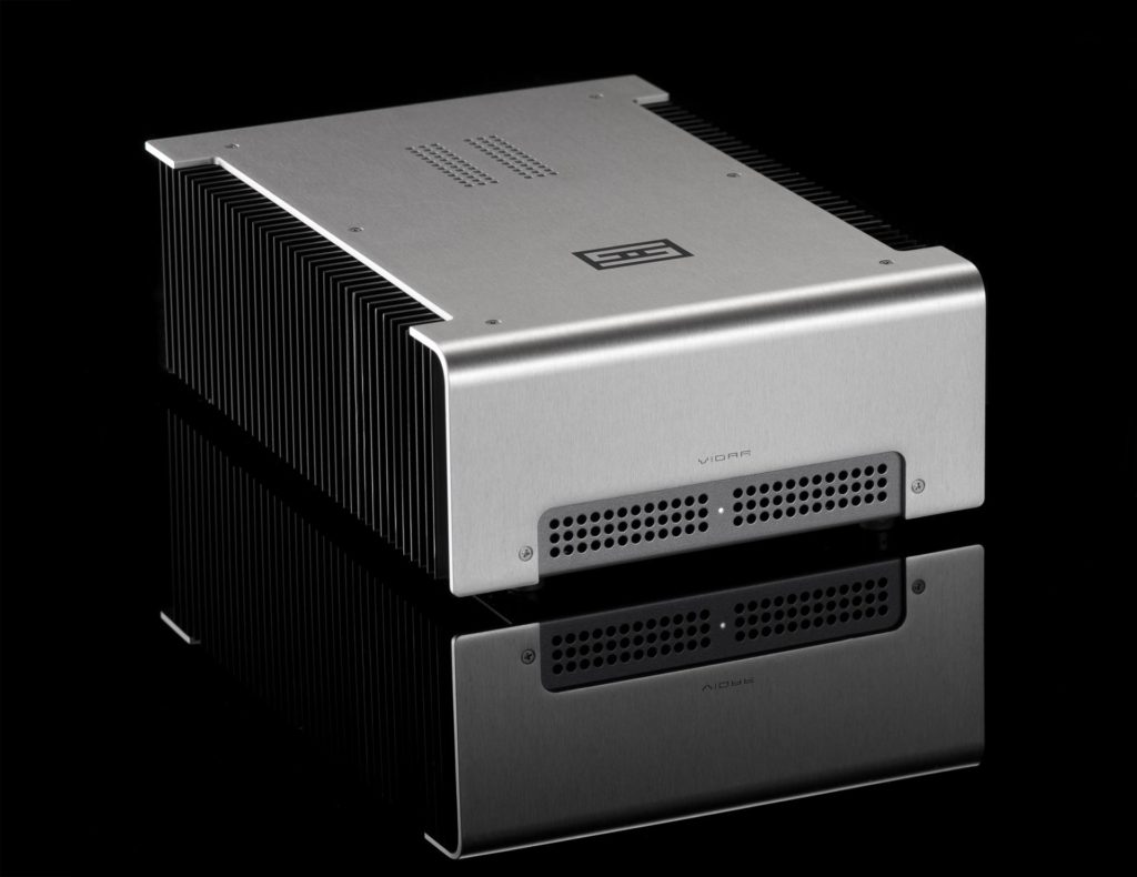 Schiit Launches A New Power Amplifier – The Vidar