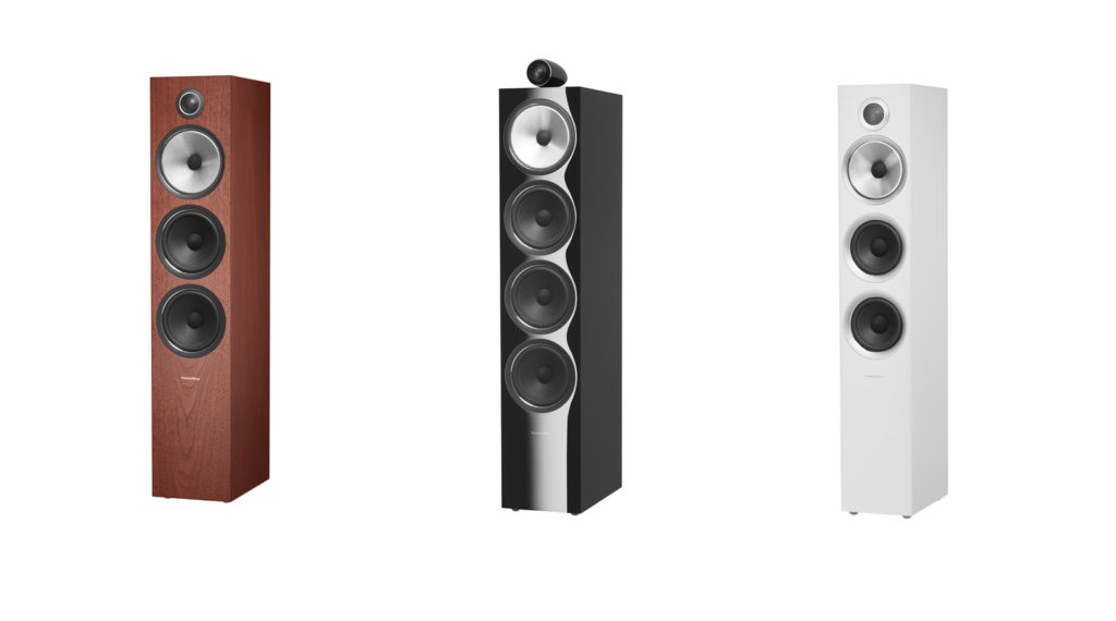 Bowers & Wilkins Launch A New 700 Loudspeaker Series