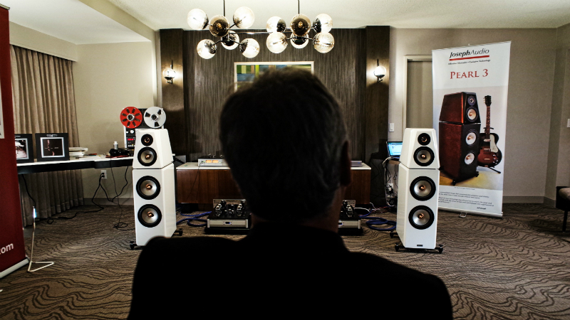 Joseph Audio, Doshi Audio, Cardas Audio: Unleash The Kraken – RMAF 2017