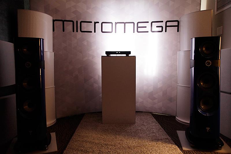 Micromega At RMAF 2017
