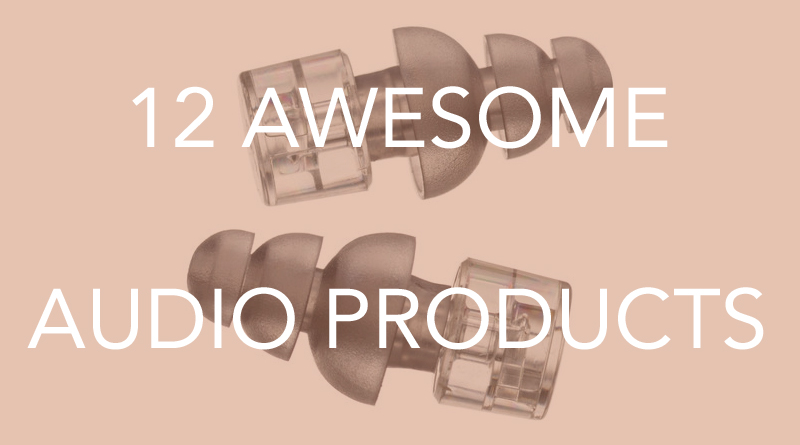 12 Brilliant Audio Products on B&H