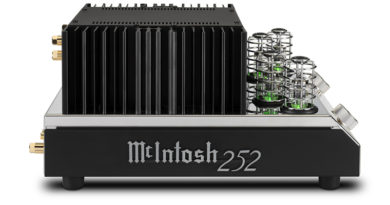 A New McIntosh Integrated – The MA252