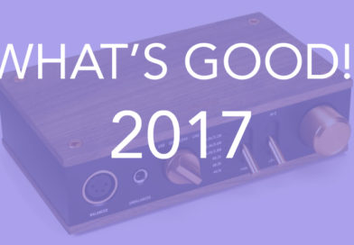 What's Good!? – 2017 Edition