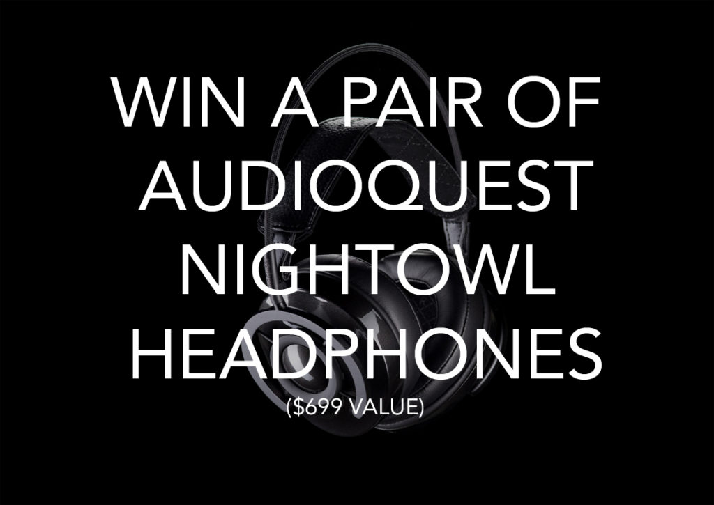 AudioQuest Headphone Giveaway – The Occasional Podcast