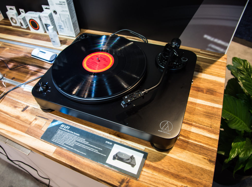 Audio-Technica AT-LP7 Review | Fully Manual Belt-Drive ...