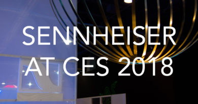 Sennheiser's Closed-Back HD820 And MORE! – CES 2018