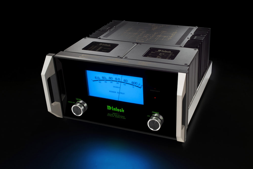 A New Mono From McIntosh, The MC611 Quad Balanced Power Amplifier