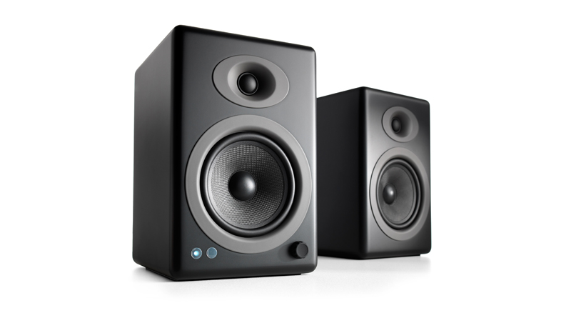 Audioengine Adds Wireless To The A5
